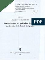 Von Beckerath, Zweiten Zwischen 1965acoloursearch