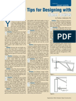 10 Tips for Designing with Steel Joists