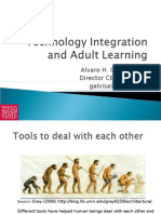 Technology Integration and Adult Learning