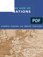 The Size of Nations - Alberto Alesina