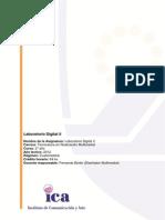 Programa Laboratorio Digital II Silabus
