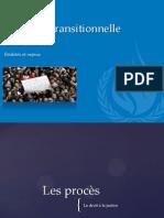 Justice Transtionnelle en Tunisie