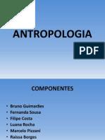 Slide - Antropologia