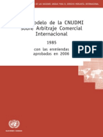 CONVENCION CNUDMI