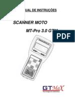 Manual Mt-pro 3