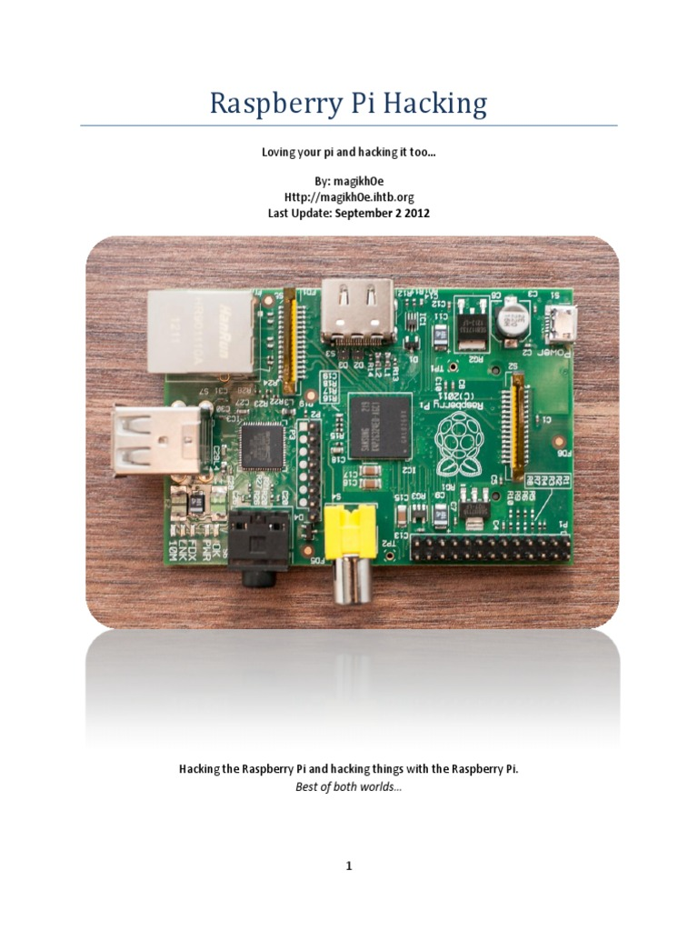 Raspberrypihacking Raspberry Pi Personal Computers Wiringpi Bcm2835