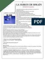 La Suerte de Efrain by DLE