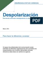 DESPOLARIZACIÓN EN VENEZUELA