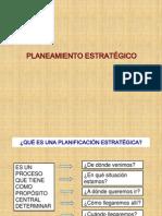1 Planificaciòn estratégica