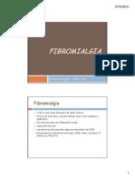 Actualizacion en Fibromialgia