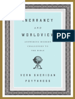 PoythressVernInerrancyAndWorldview