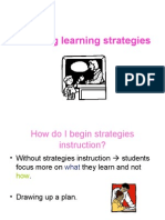 Student Directed Learning Strategies | Teachers | Hypothesis