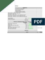 3Q-200.05 - Listagem de Materiais