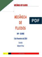 Mecânica de FluídosGE