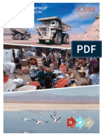 ICMM Sustainbale Mining Framework