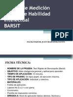 PRESENTACIÓN BARSIT bUAP