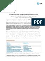 Massachusetts Rootmetrics National Study 030714
