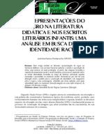 As representações do negro na lit didática e nos escritos lit infantis