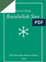 1 Riwayat Hidup Baginda Nabi Besar Muhammad Rasulullah SAW
