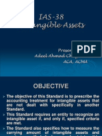 IAS 38 Intangible Assets