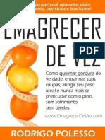 Emagrecer de Vez - Rodrigo Polesso