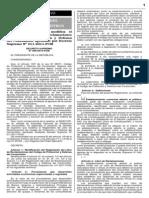 006-2014-PCM-23 Reglamento de Libro de Reclamaciones INDECOPI