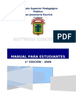 Manual Soft Educativo
