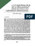 Homshuk y el simbolismo. Félix Báez