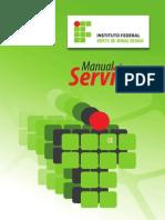 Manual do Servidor do IFNMG - Versão 2.0 - Janeiro-2014