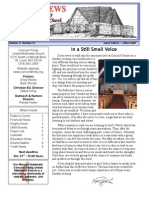 Electronic Newsletter Oct. 14 '09