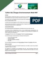 cahier des charges environnement web hnt v4