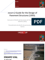 20131012 AASHTO Guide for the Design of Pavement Structures Nuevos Flexibles