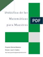 9 Didactica Maestros