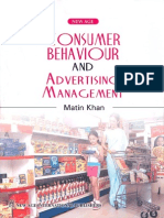 1225.Consumer Behaviour and Advertising Management