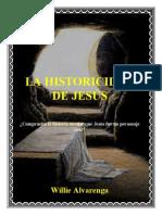 La Historicidad de Jesc3bas Por Willie Alvarenga