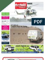 Journal L'Action Régionale - Édition du 20 octobre 2009