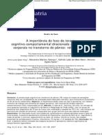A importância do foco da terapia cognitivo-comportamental direcionado às sensações corporais no transtorno do pânico_ relato de caso