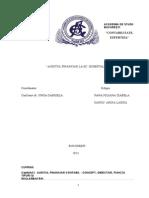 Proiect Audit Staturar