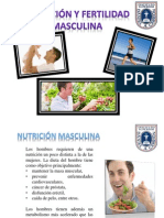 Nutrición y Fertilidad Masculina EXPOSICION