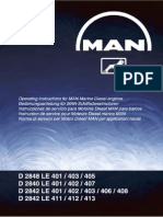 MAN 2848 LE Operation Manual