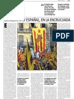 Catalunya Vs Espanya