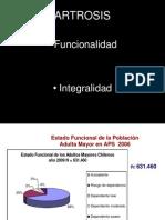 Artrosis Cadera y Rodilla Leve Moderada