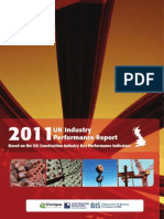 2011 UK Construction Industry KPI Report