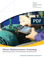 2625 Plant Maint Training Brochure 2014-Web