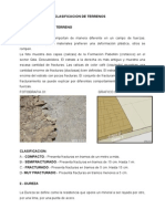 Parametrosparaclasificaciondeterrenos