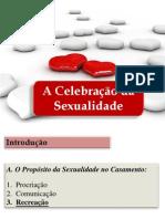 A Celebração da Sexualidade
