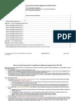 science framework alignment k-2 2013-2