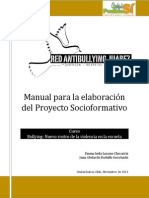 Manual Proyecto Formativo Bullying