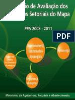 Rel Objetivos Setoriais