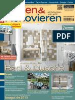 Bauen & Renovieren Juli August 2013